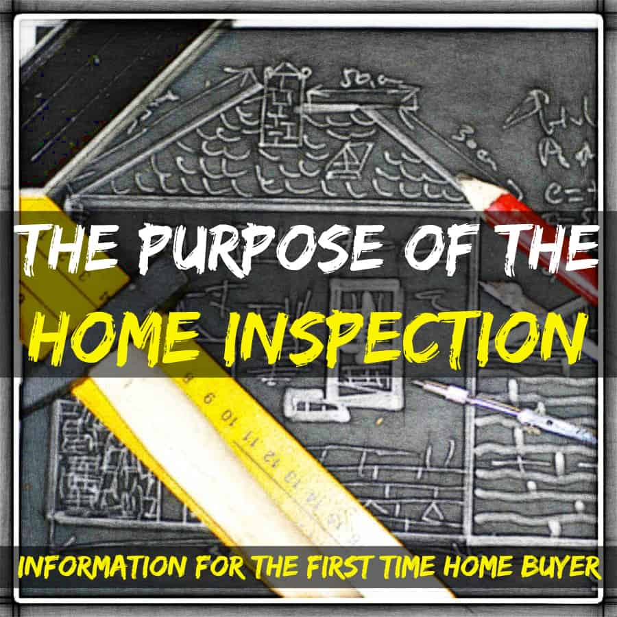 the purpose of the inspection information for the first
