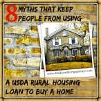 8 USDA Mortgage Myths