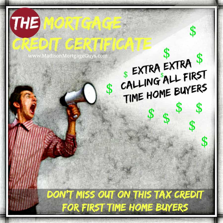 mortgage credit certificate first time home buyer tax credit. Black Bedroom Furniture Sets. Home Design Ideas
