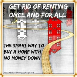 Buy a Home With No Down Payment