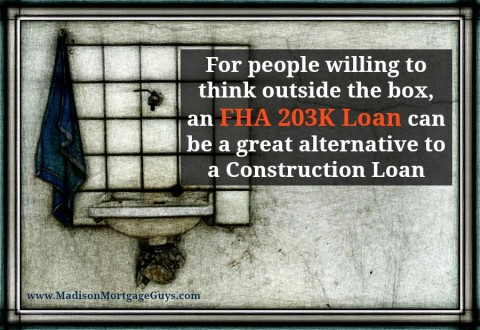 FHA 203k Mortgage