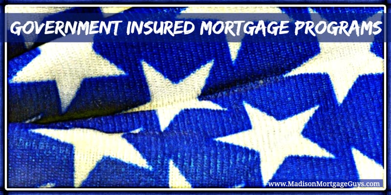 Government Mortgage Loans