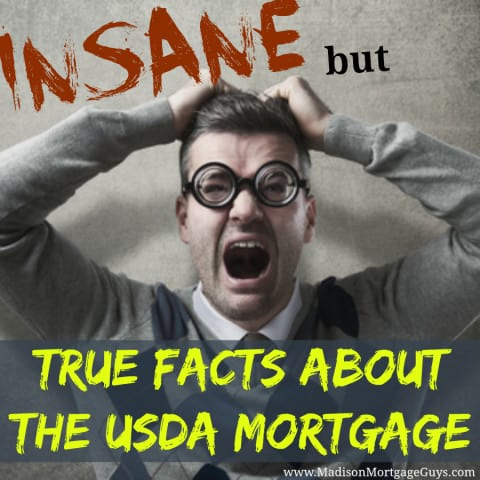 Insane but True USDA Facts