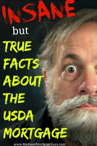 Insane USDA Facts