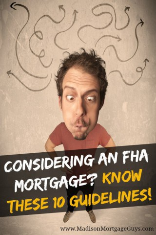 FHA Guidelines to Follow