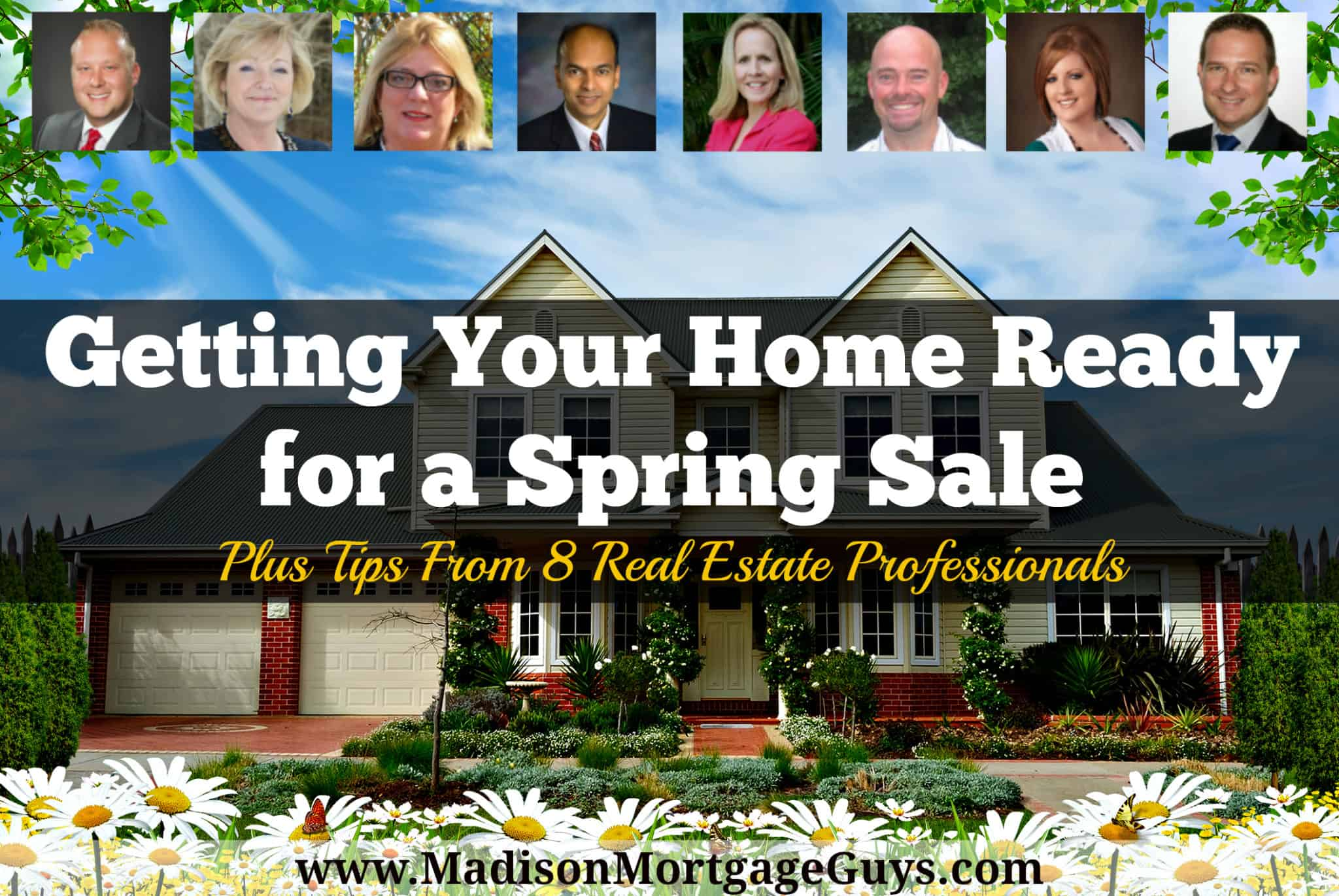 Selling Your Home in the Spring