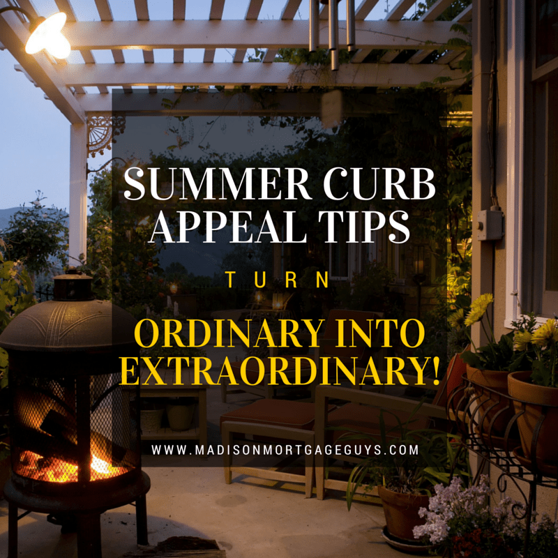 summer curb appeal tips  turn ordinary into extraordinary
