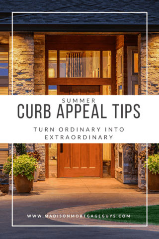 Summer Curb Appeal Ideas