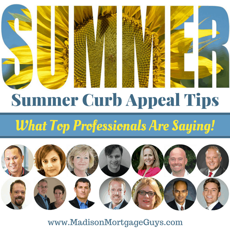 Summer Curb Appeal Tips