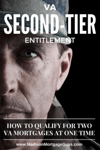 VA Second-Tier Entitlement