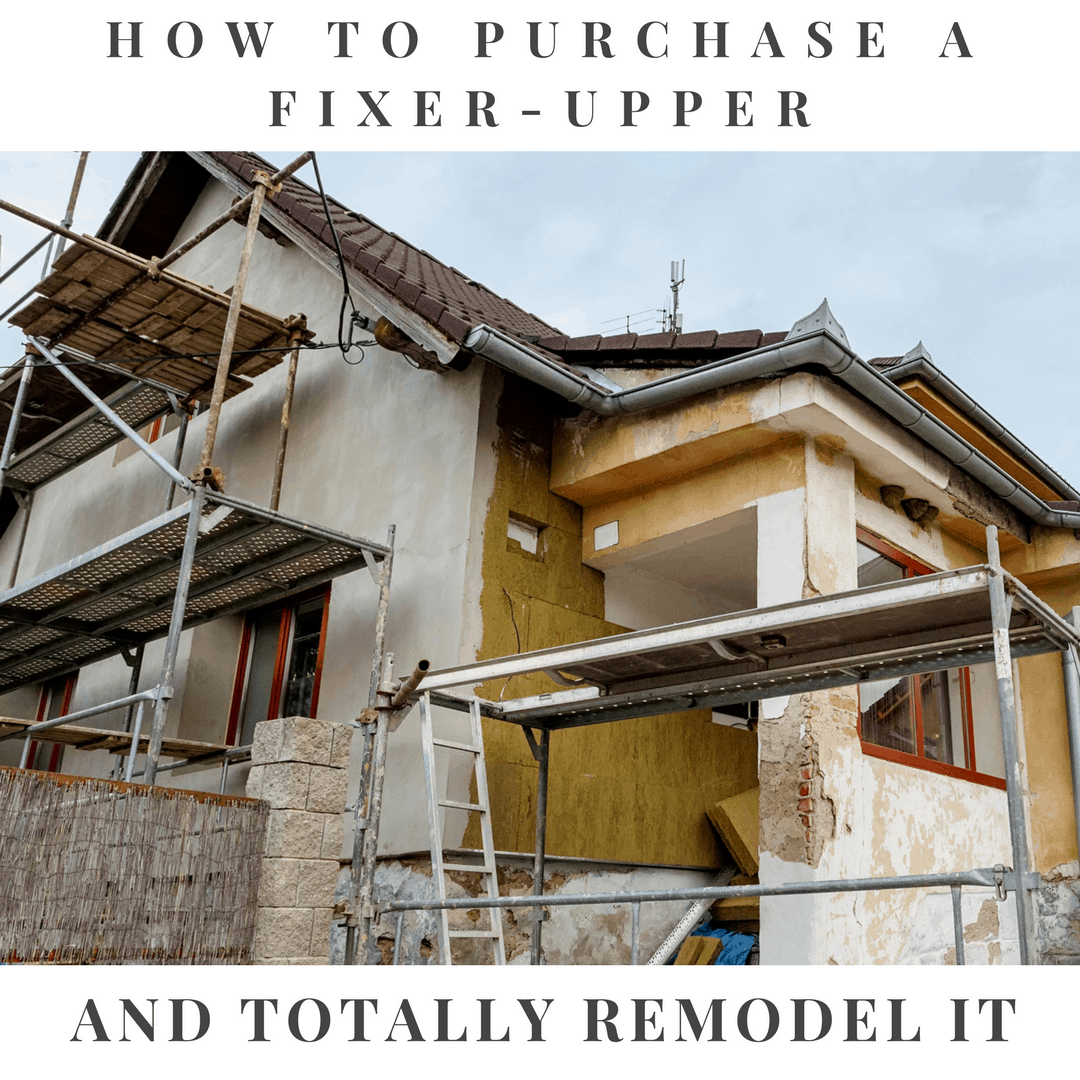 how to buy a fixer