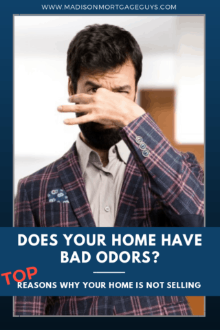 Does Your Home Have Bad Odors? Reasons Your House Is Not Selling